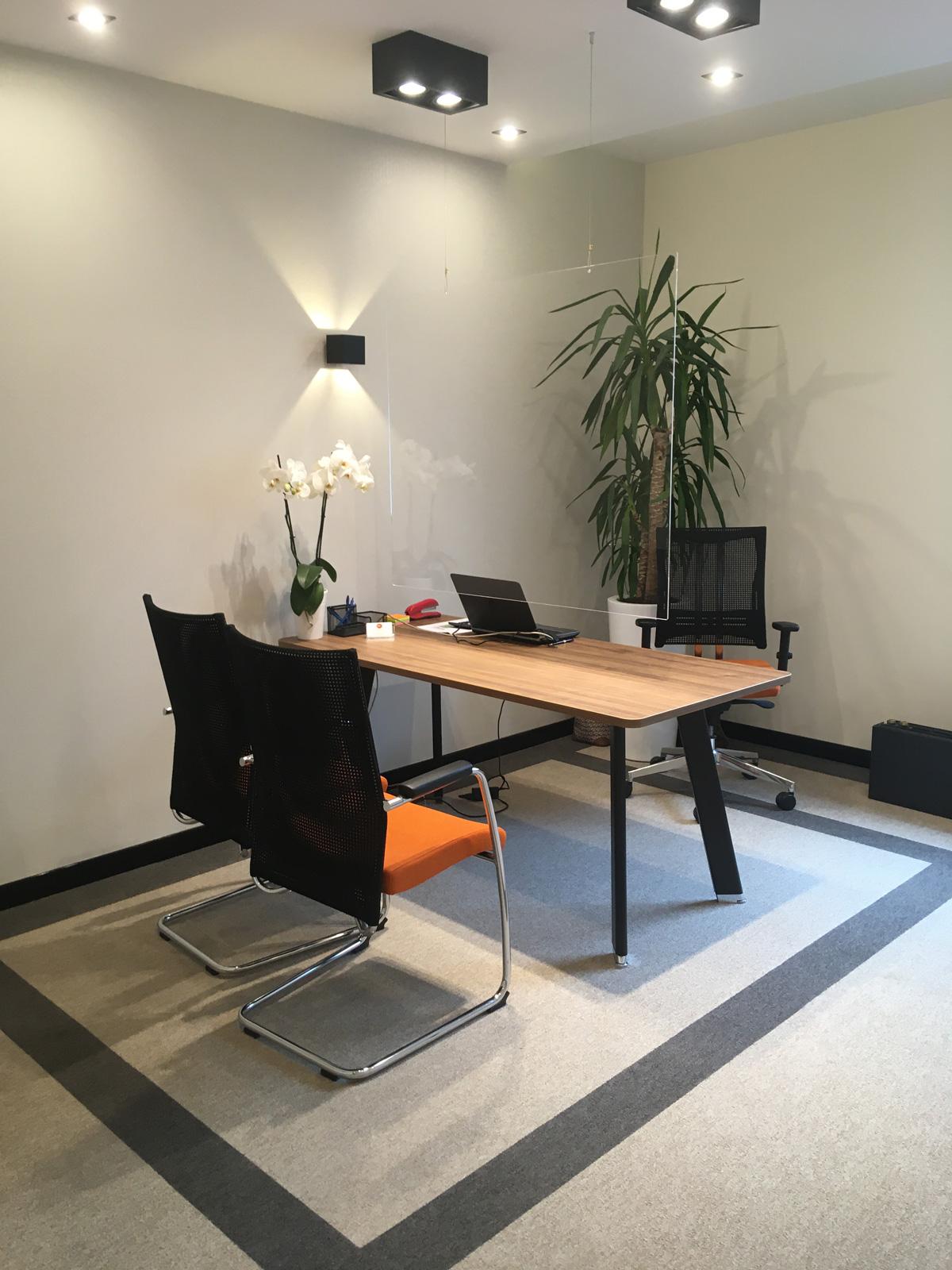Biuro Sprzedaży dla inwestycji Marina Mokotów, Dom Development