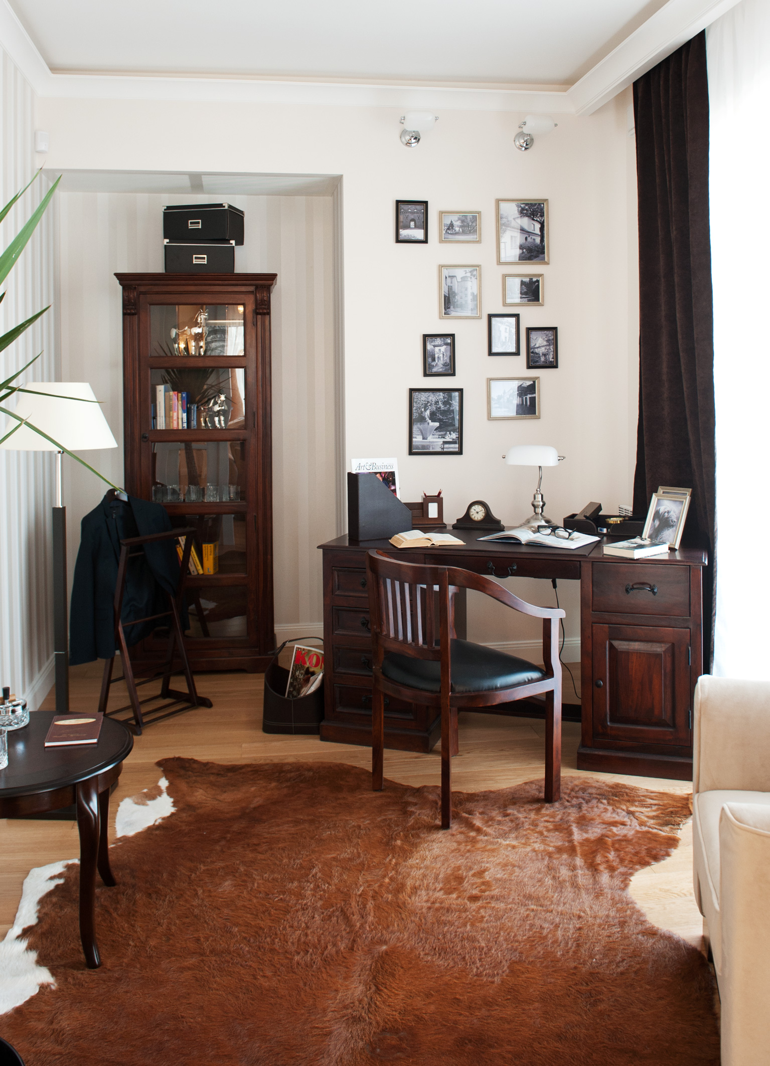 Przykładowy apartament pokazowy