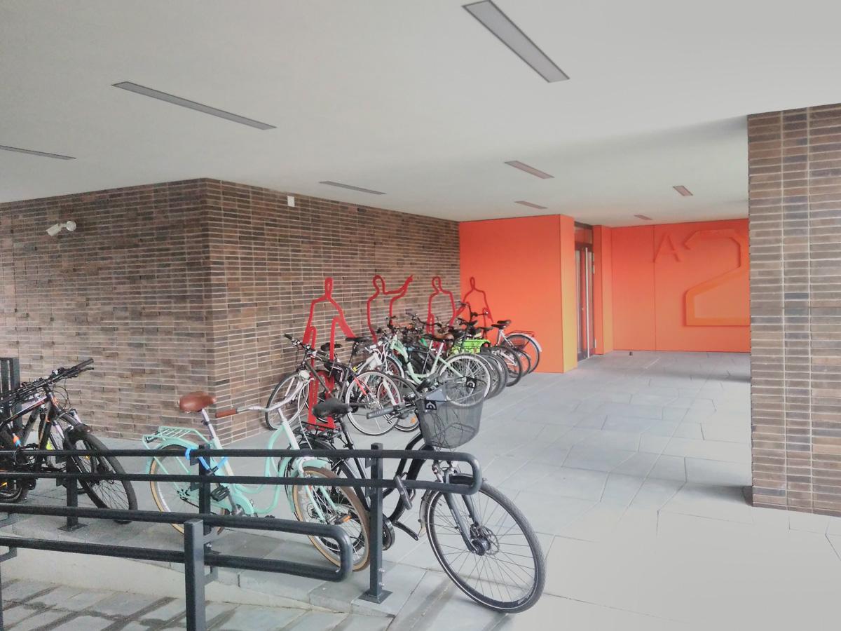 Architektura mała dla Osiedla Amsterdam, Dom Development - realizacja